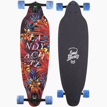 Landyachtz Mummy Longboard, Deck and Complete
