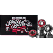 Landyachtz Bear Space Ball Bearings, Steel ABEC 7, 8mm