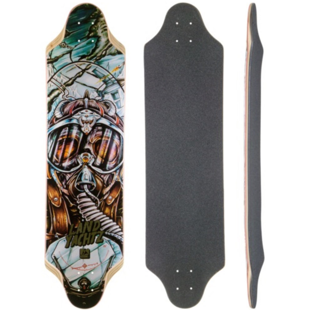 Landyachtz Top Speed Longboard, Deck Only