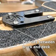 Loaded Boards Drop Through Shock Pads, 1/16""