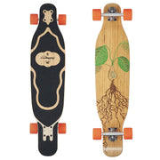Loaded Fattail Longboard, Deck and Complete
