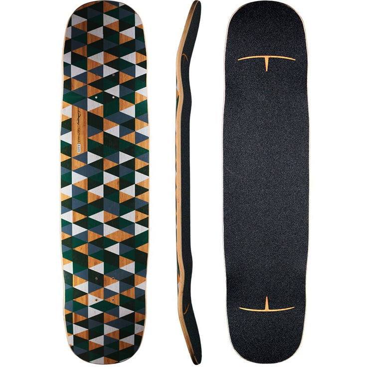 Loaded Kanthaka Longboard, Deck and Complete