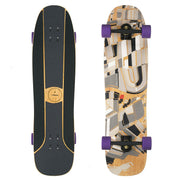 Loaded Overland Longboard Skateboard, Deck and Complete