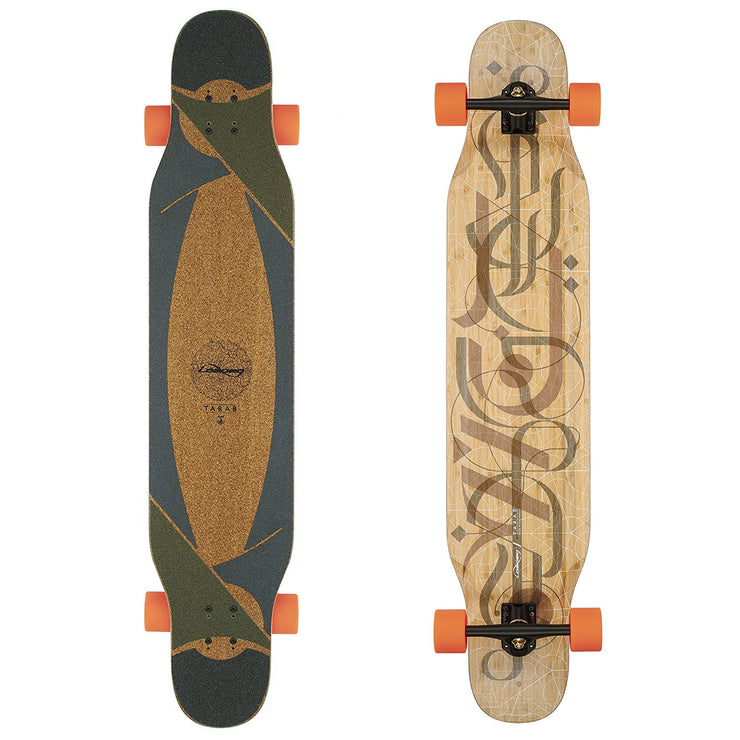 Loaded Tarab Dancer Longboard, Deck and Complete