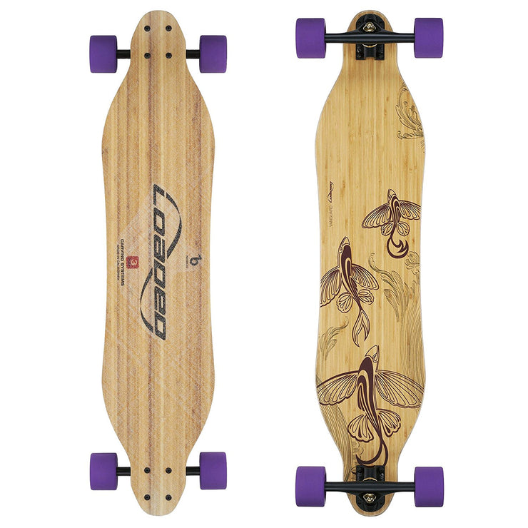 Loaded Vanguard Longboard, Deck and Complete