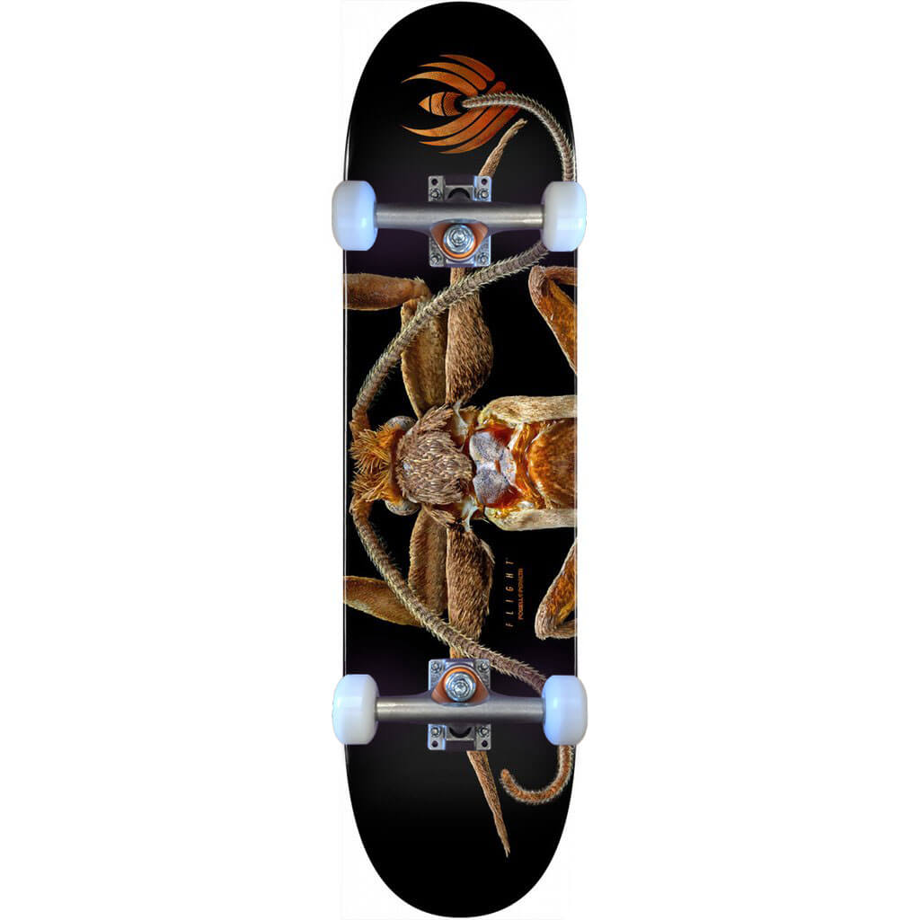 Powell-Peralta Flight Complete Marion Moth, Shape 243, 8.25""