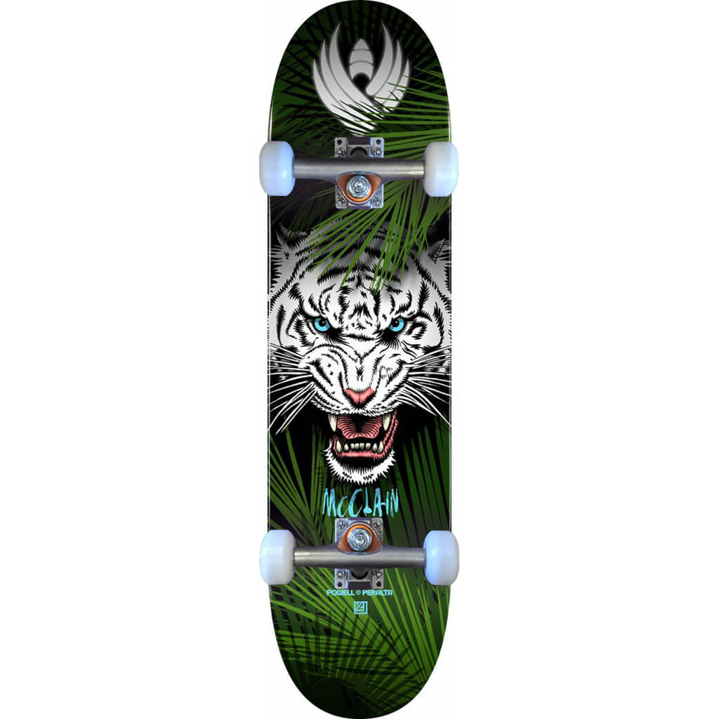 Powell-Peralta Flight Complete Mcclain Tiger 2, Shape 243, 8.25""