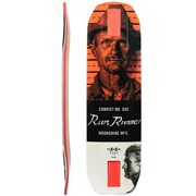 Moonshine Rum Runner Longboard, Deck and Complete