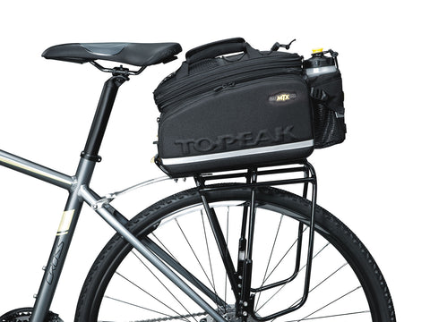 TOPEAK MTX TRUNKBAG DX WITH BOTTLE HOLDER