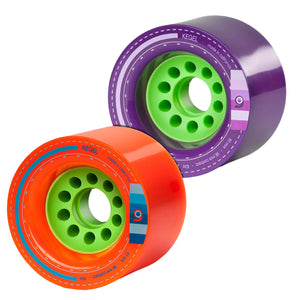 Orangatang Kegel Longboard Wheels, 80mm
