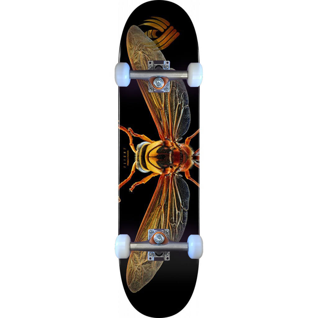 Powell-Peralta Flight Complete Potter Wasp, Shape 247, 8.0""
