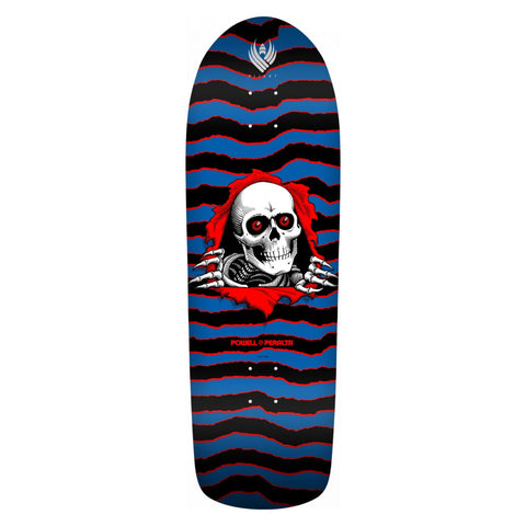 Powell-Peralta Ripper Flight Skateboard Deck, Shape 280, 9.7""