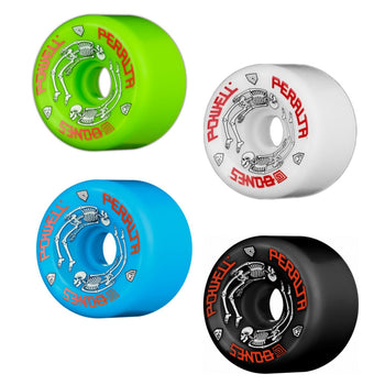 Powell-Peralta G-Bones Skateboard Wheels, 64mm 97a