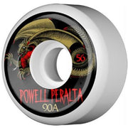 Powell-Peralta Oval Dragon Skateboard Wheels, 56mm 90a