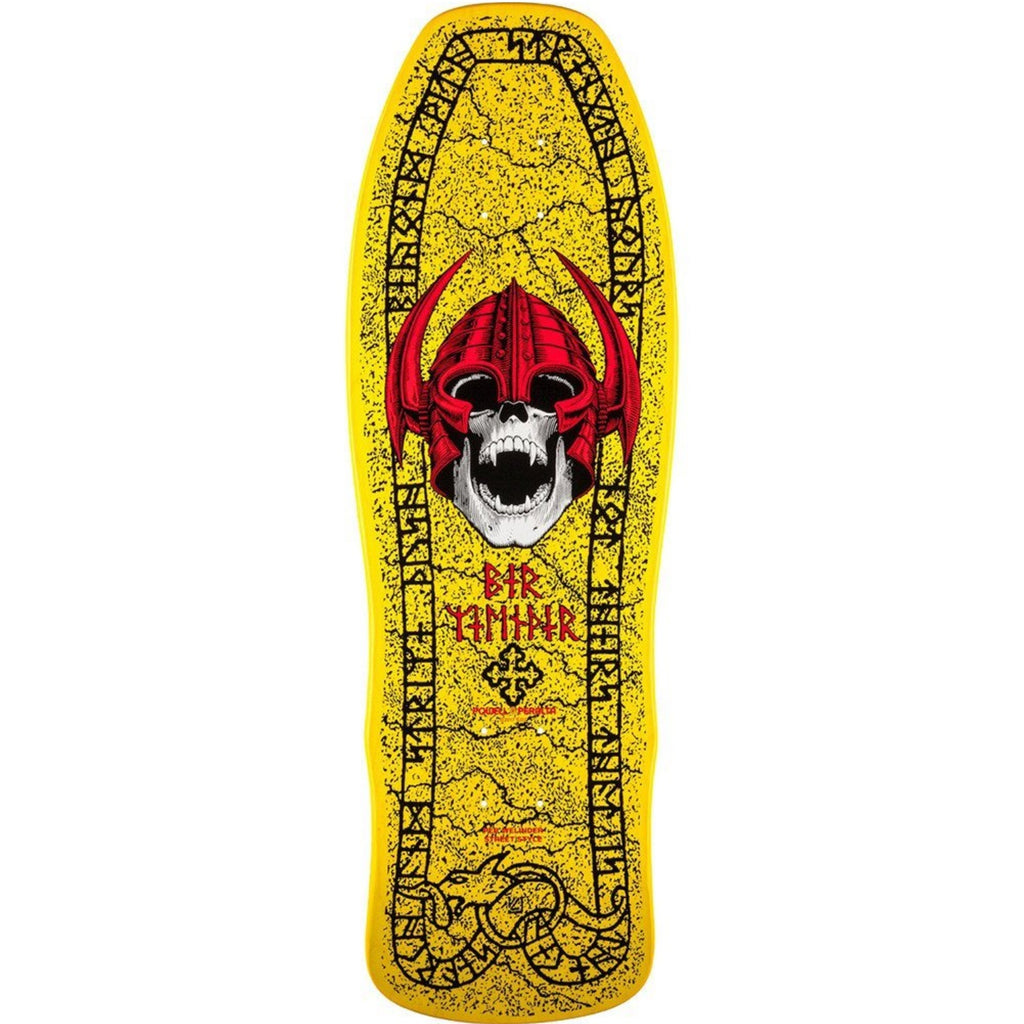 Powell-Peralta Per Welinder Re-Issue Skateboard, Deck Only
