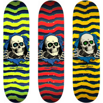 Powell-Peralta Ripper Skateboard, Deck Only