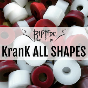 Riptide KranK Bushings (All Shapes and Durometers)