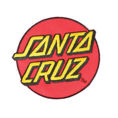Santa Cruz Classic Dot Patch, 3.25""