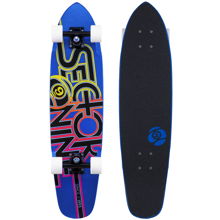 Sector 9 The Wedge Skateboard, Deck and Complete