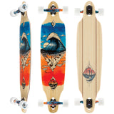 Sector 9 Pinnacle Lookout Longboard, Complete