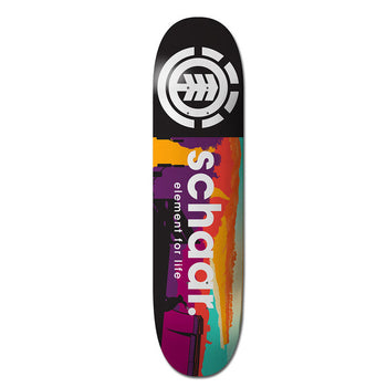 Element Schaar Skateboard, Deck Only