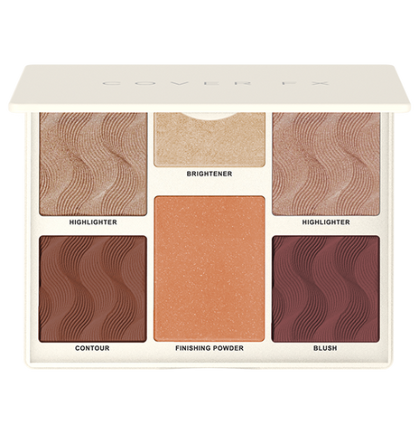 CoverFx Perfector Face Palette