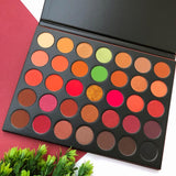 Morphe 3503 Fierce By Nature Artistry Eye Shadow Palette