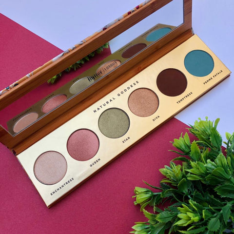 Butter London Natural Eye Shadow Palette
