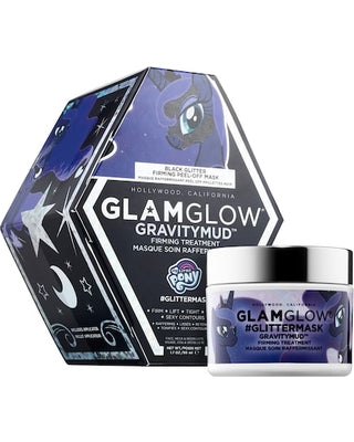 GLAMGLOW GLAMGLOW X MY LITTLE PONY #GLITTERMASK GRAVITYMUD Firming Treatment Mask