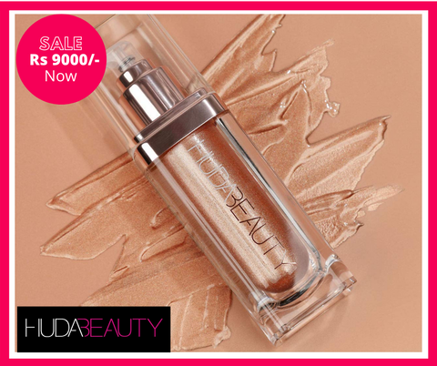 Huda Beauty N.Y.M.P.H. Face and Body Highlighter