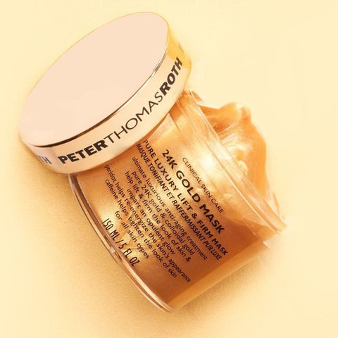 Peter Thomas Roth 24K Gold Pure Luxury Lift & Firm Face Mask