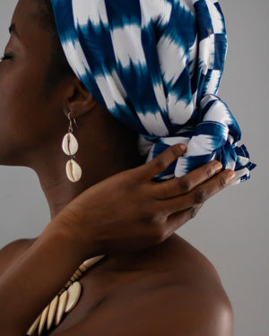 nawa headwrap , maison petite and bold head wraps, head wraps in Montréal, maison petite and bold