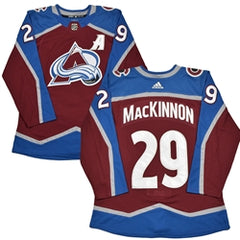 Avalanche Jerseys Collection Cover