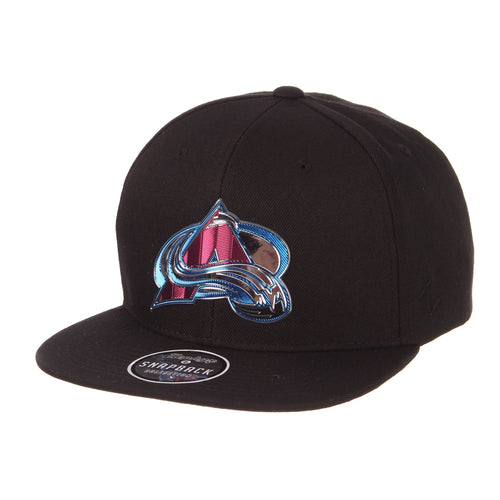 Avalanche Full Chrome A-Logo Snapback