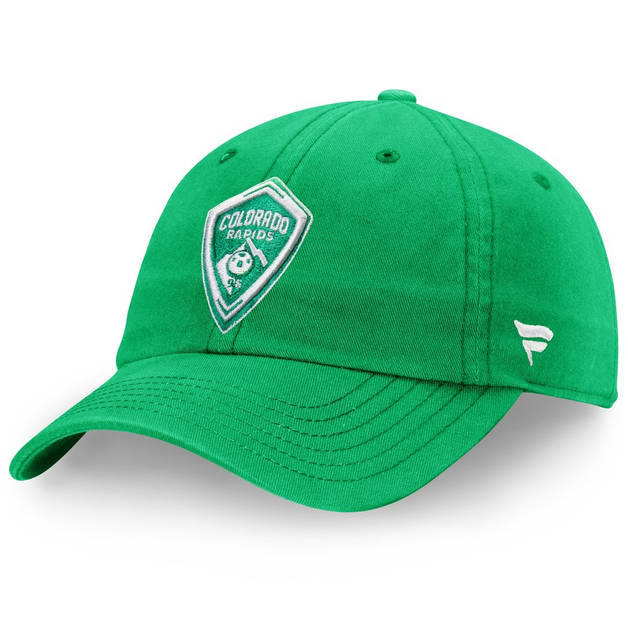 Rapids St. Patricks Adjustable Hat