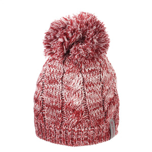 Ladies Mammoth Sparkler Knit Pom
