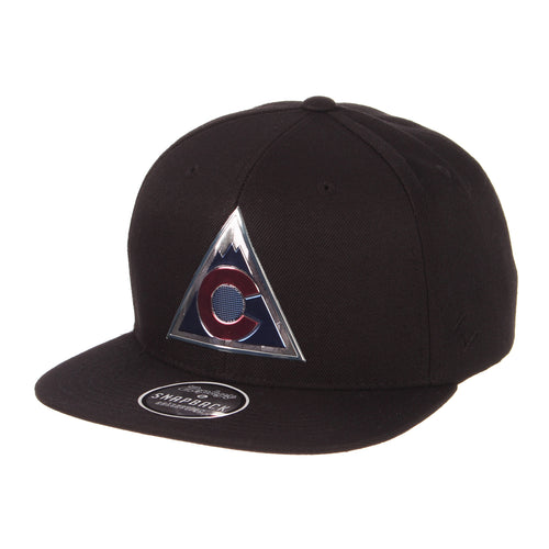 Avalanche  Chrome Alternate Logo Snapback