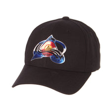 Adjustable Competitor Colorado Flag Avalanche Chrome A-Logo