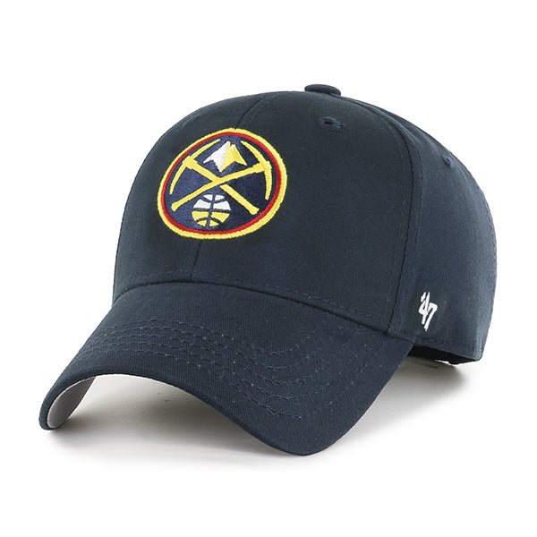 Nuggets Youth Primary Logo Hat - Navy