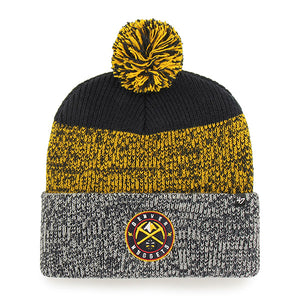 Nuggets Static Global Pom Knit