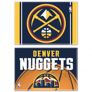 Nuggets Fridge Magnet 2 Pack