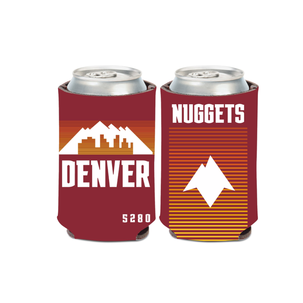2020-21 Nuggets City Edition Can Cooler