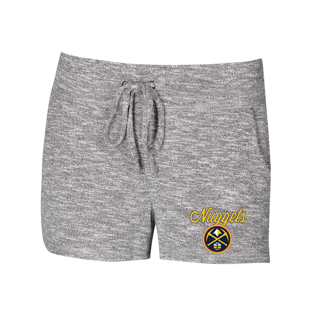 Nuggets Ladies Layover Shorts