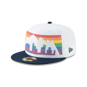 Fitted Nuggets 2018 City Edition Hat