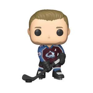 Nathan Mackinnon Pop Funko Figure