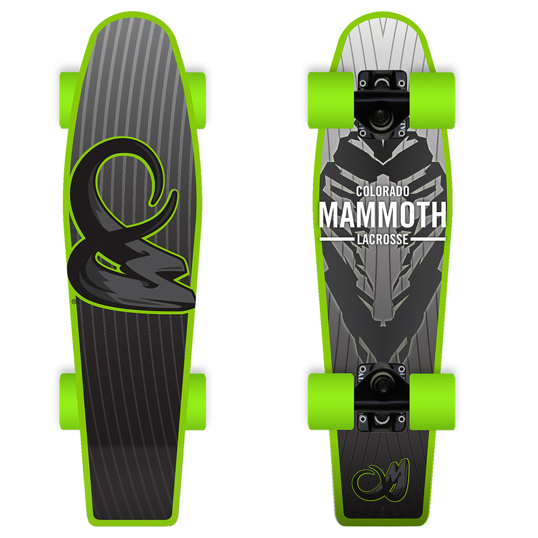 Skateboard - Blackout - Mammoth