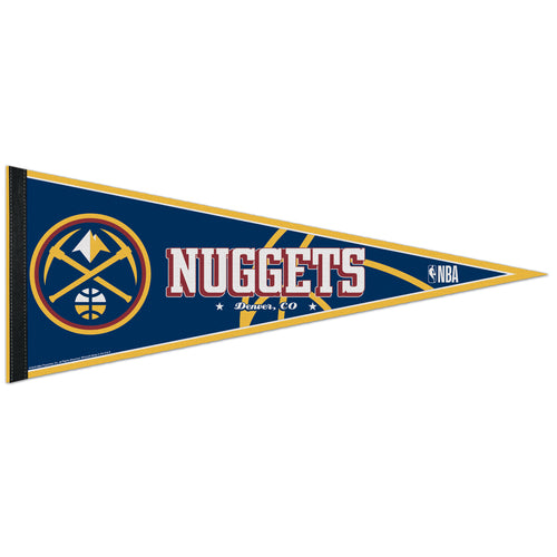 2018-19 Denver Nuggets Pennant
