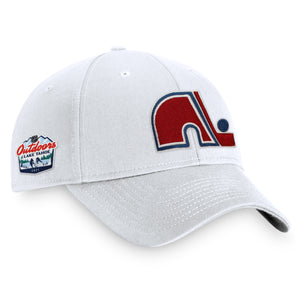 Avalanche Lake Tahoe Adjustable Hat - White
