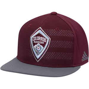 Authentic '18 Rapids Snapback