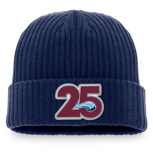 Avalanche 25th Anniversary Knit